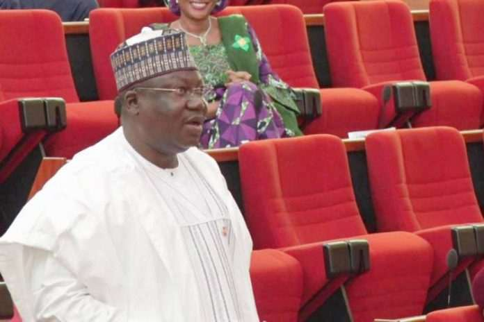 Buhari Will Defeat Atiku Abubakar In His Home State - Lawan 1