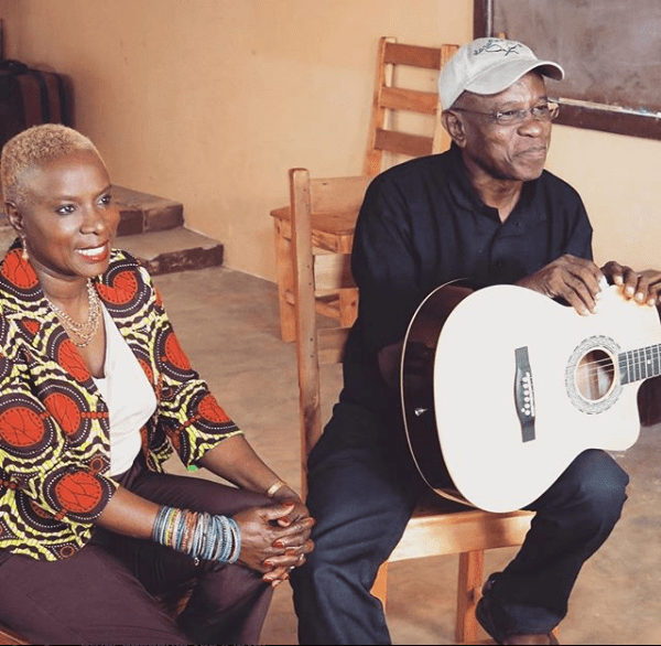Angelique Kidjo Loses Brother Oscar After Long Illness 2