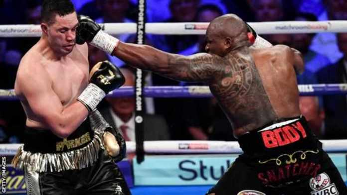 """Silly And Utterly Ridiculous""...Dillian Whyte Lambasts Anthony Joshua's Fight Offer 4"
