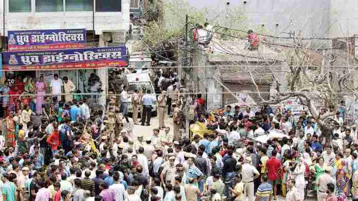Going To Meet God! 10 Members Of A Family Found Hanged From Ceiling 3
