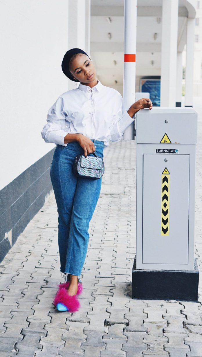 KOKOnista Of The Day: Hafsah's Style Captions The Beauty Of Modesty 4