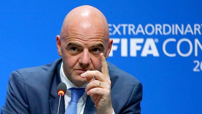 Sepp Blatter Aims To Sue FIFA - Infantino 2