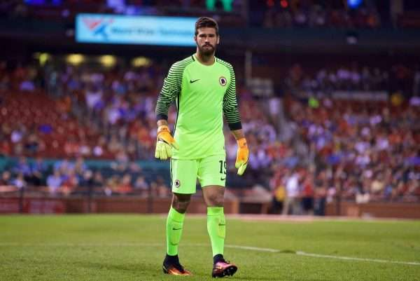 Liverpool Defense Shows Signs Of Weakness, Alisson Poor Run Of Form 1