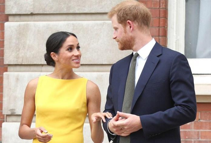 Ditching Royal Traditions? Meghan And Prince Harry Releases Statement Regarding The Birth Of Their Child 2