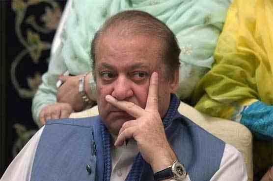 Former Pakistan Prime Minister Nawaz Sharif Sentenced  To 10 years In Prison 2