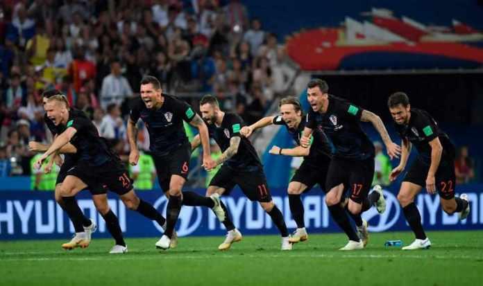 Russia 2 Croatia 2 (3-4 Pens): Croatia Beat Hosts On Penalties...To Face England In Semi-final 3