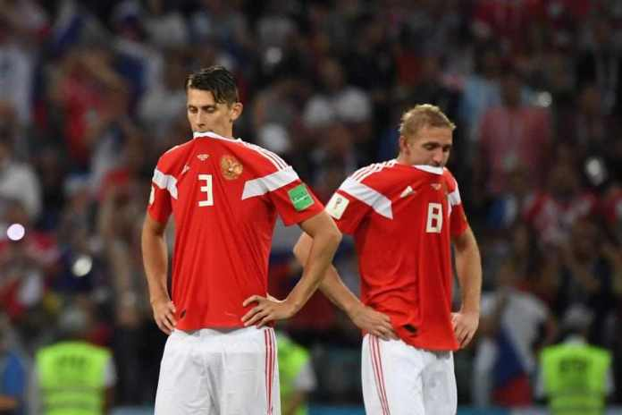 Russia 2 Croatia 2 (3-4 Pens): Croatia Beat Hosts On Penalties...To Face England In Semi-final 1