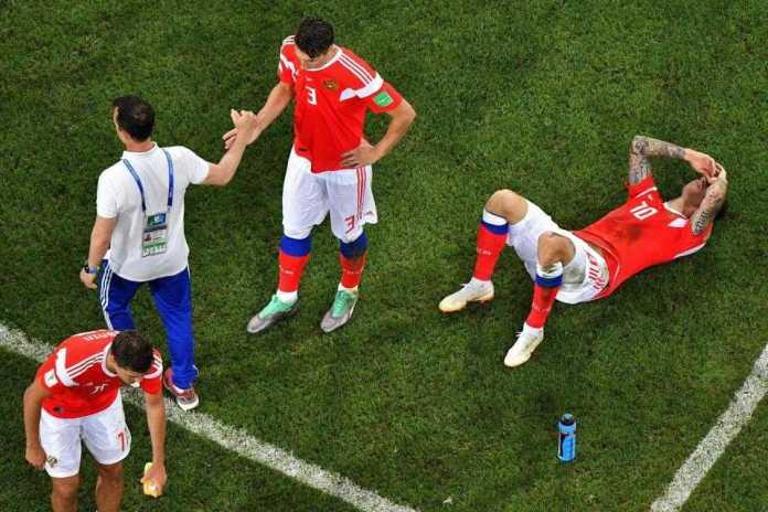 Russia 2 Croatia 2 (3-4 Pens): Croatia Beat Hosts On Penalties...To Face England In Semi-final 9
