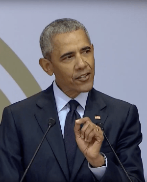Barack Obama Blasts President Trump for Inciting Violence At The US Capitol Building