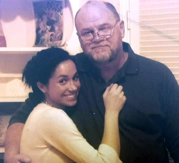 Outright Lies! Meghan Markle's Father Sets The Record Straight On Being Labeled Alcoholic And Drug Addict 4
