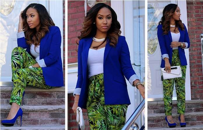 Ankara Style: Express Your Class And Elegance In Corporate Wears 5