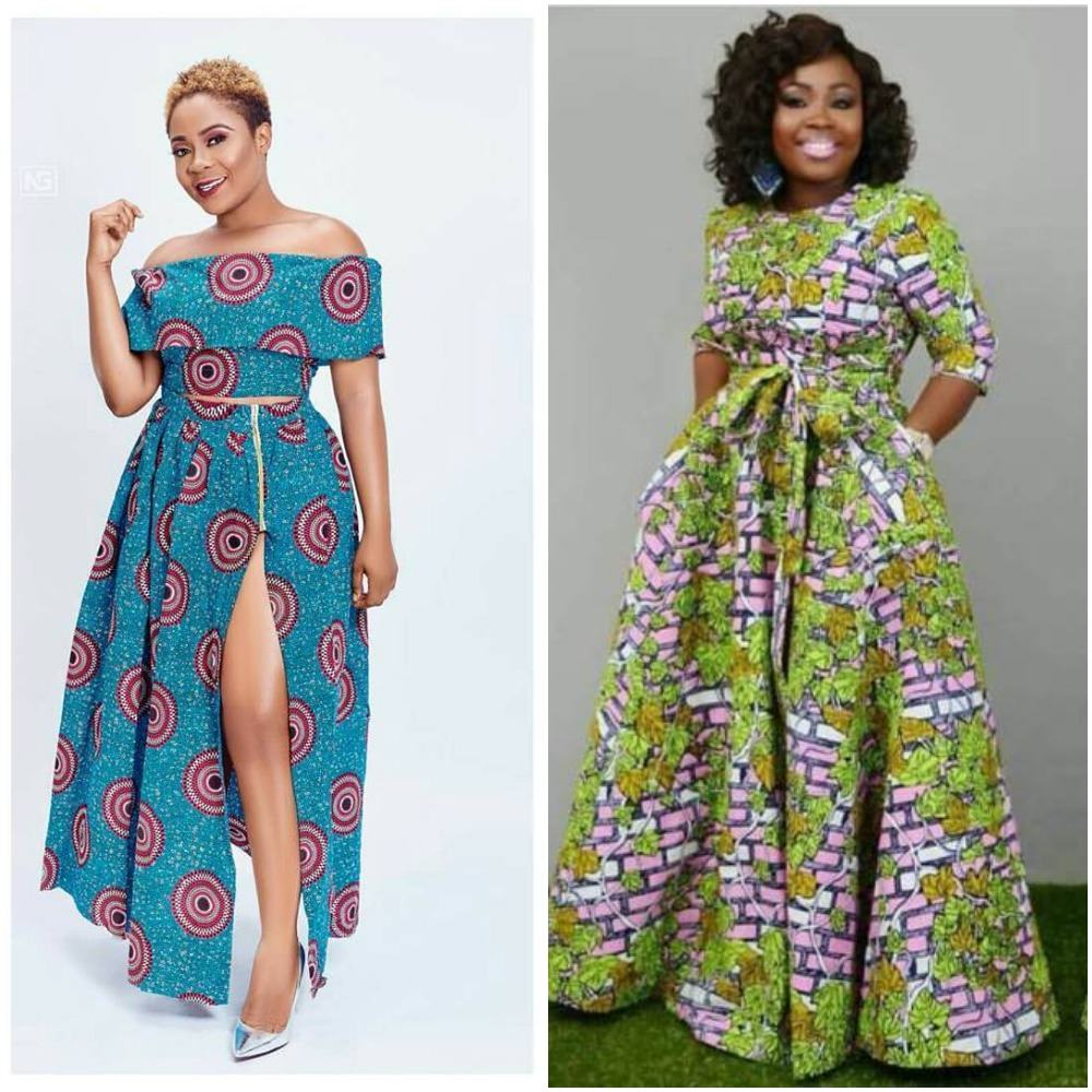 Ankara Maxi Gown  5 Gorgeous Styles For The Weekend a65056818