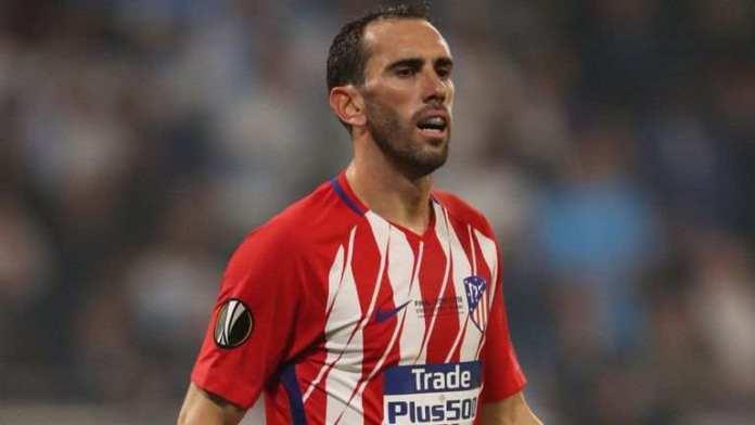 Breaking: Atletico Madrid Captain Godin Confirms Departure 1