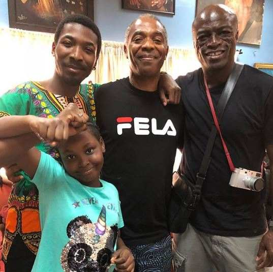 Sade Adu, Seal, Sikiru Adepoju And 2 Other Nigerians That Have Won The Grammy Awards 7