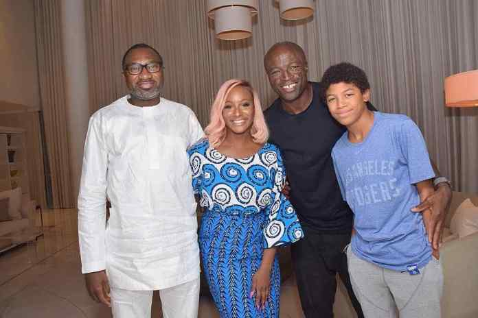 Sade Adu, Seal, Sikiru Adepoju And 2 Other Nigerians That Have Won The Grammy Awards 8