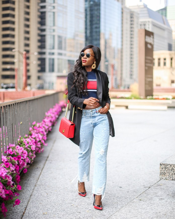 KOKOnista Of The Day: Jenn Ibe Melts Hearts In Trendy Chic Outfits 2