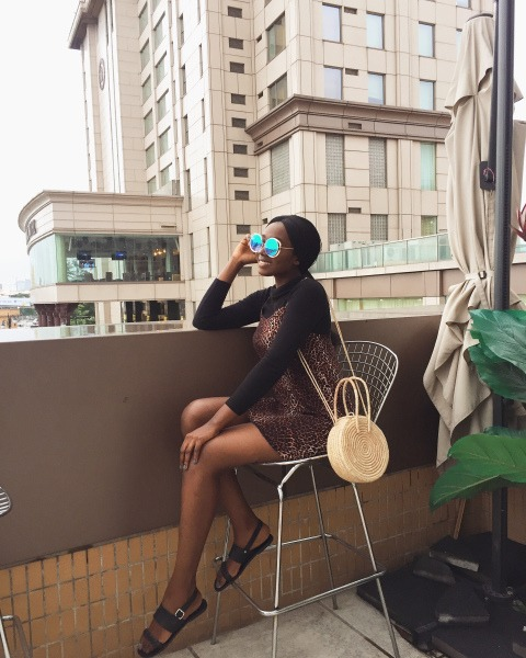 KOKOnista Of The Day: Whitney Nwafor Serves Fashion Goals To The Best Of Her Ability 1