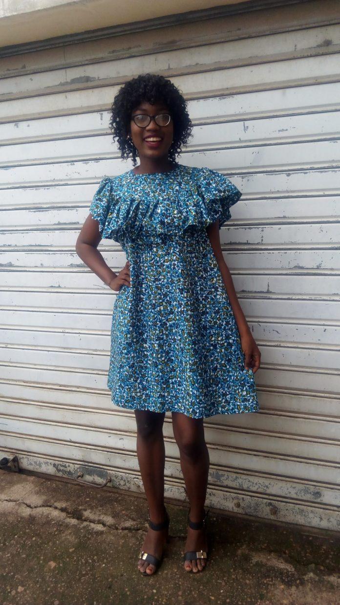 KOKOnista Of The Day: Ajibike Dammy Offers Simple But Stylish Gorgeous Looks 3
