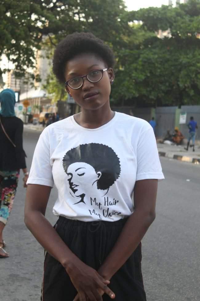 KOKOnista Of The Day: Ajibike Dammy Offers Simple But Stylish Gorgeous Looks 1