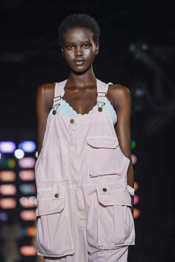Alberta Ferretti Ready To Wear Spring/Summer 2019 At The Milan Fashion Week 2