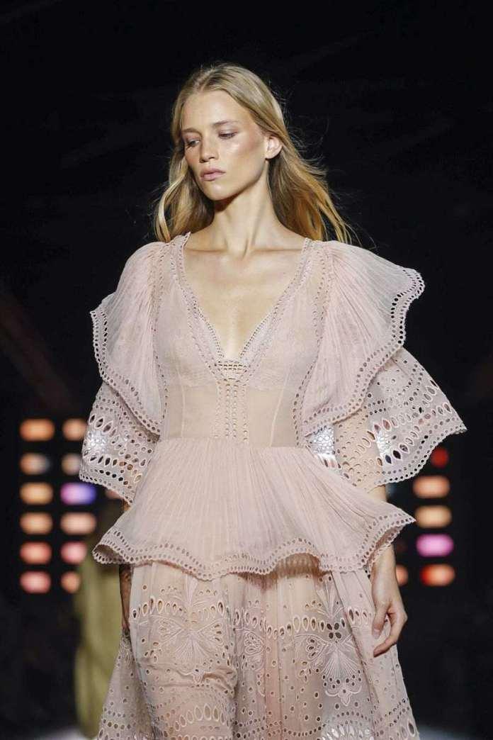 Alberta Ferretti Ready To Wear Spring/Summer 2019 At The Milan Fashion Week 13