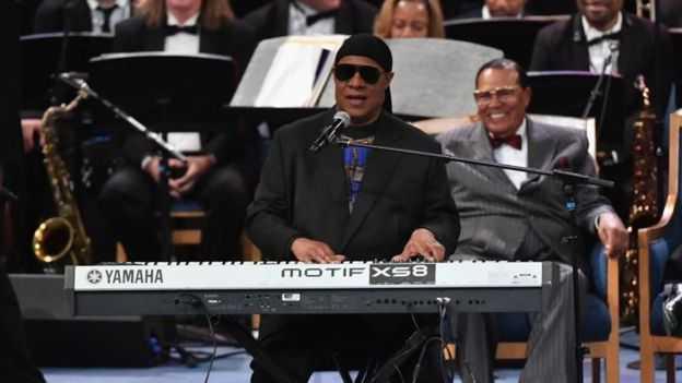 Stevie Wonder Announces Break From Music To Undergo Kidney Transplant 2