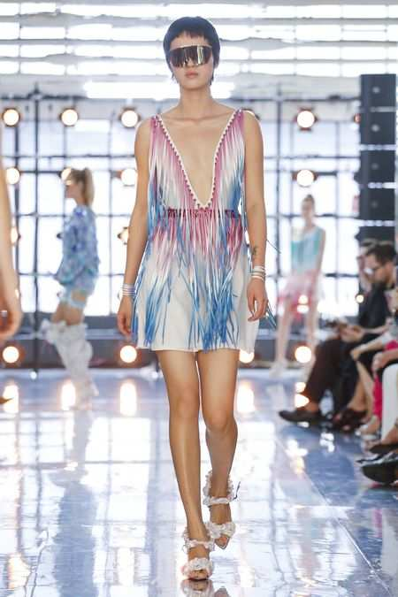MFW: Byblos Spring Summer 2019 Collection 16
