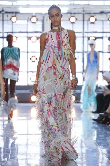 MFW: Byblos Spring Summer 2019 Collection 33