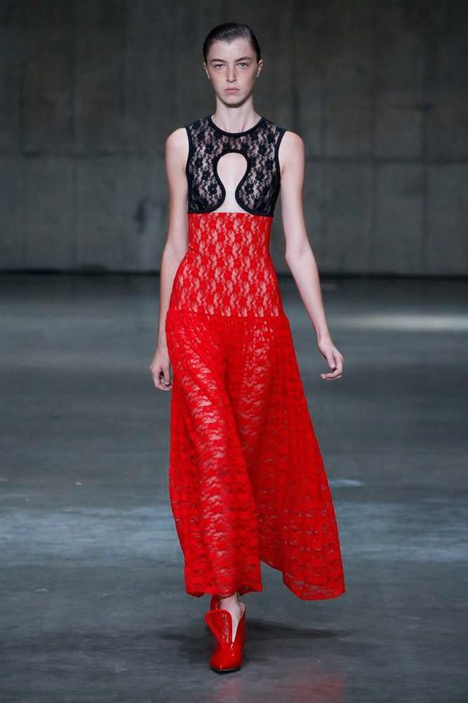 LFW: Christopher Kane Ready To Wear Spring 2019 Collection 6