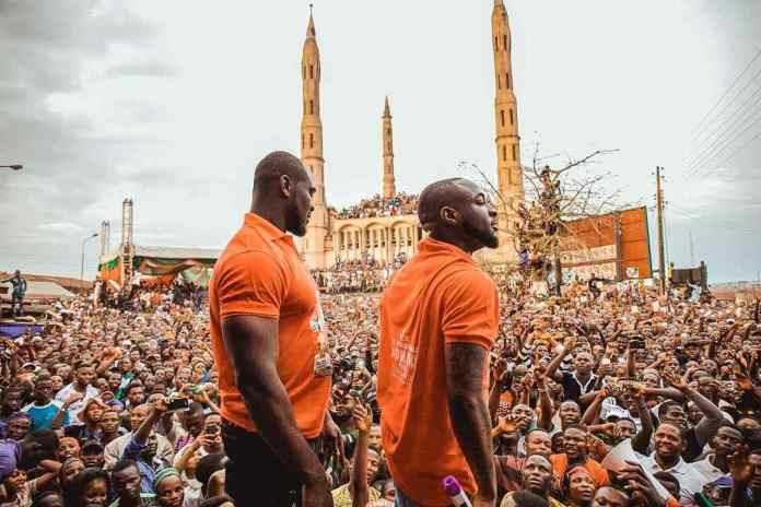 He's OBO! Davido Is Richer Than Me - Don Jazzy Reveals 2