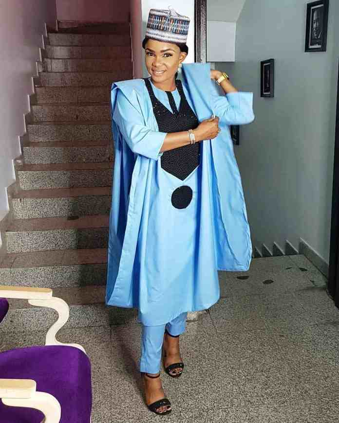 New Deal! Actress Iyabo Ojo Becomes Ambassador Of Roladhairs 1