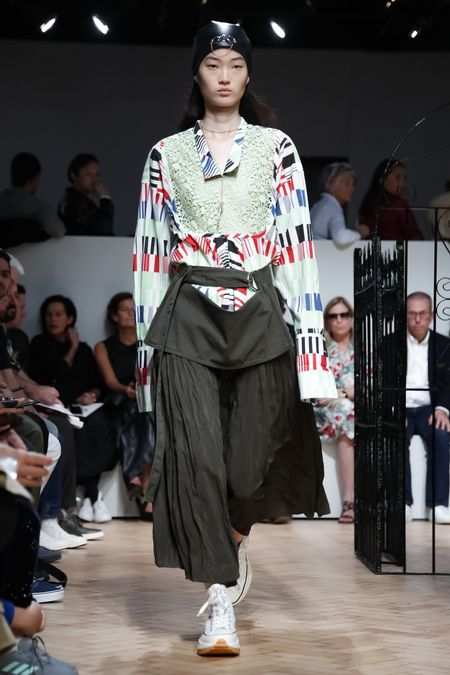 J.W Anderson Men & Women Spring Summer 2019 Collection At LFW 16