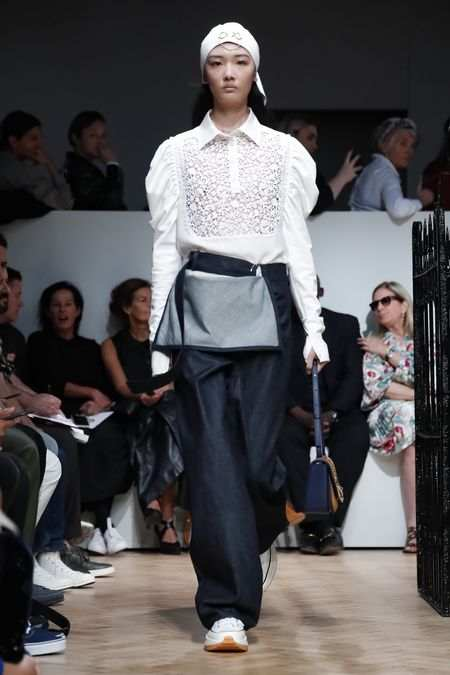 J.W Anderson Men & Women Spring Summer 2019 Collection At LFW 18