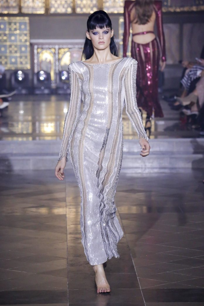 Julien Macdonald Spring 2019 Collection At London Fashion Week 27