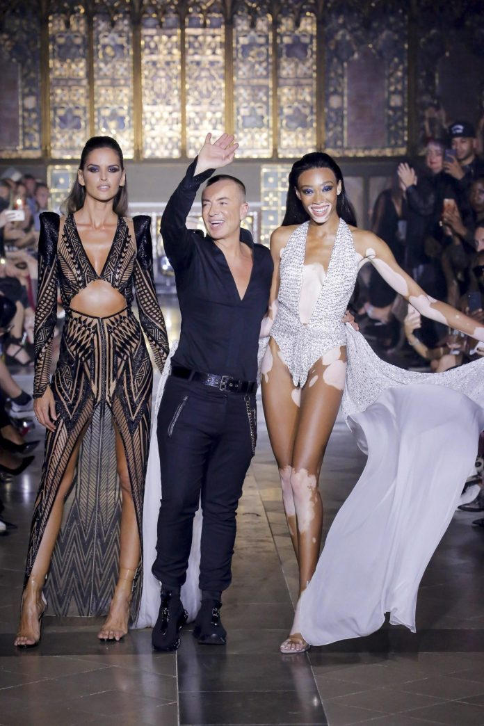 Julien Macdonald Spring 2019 Collection At London Fashion Week 44