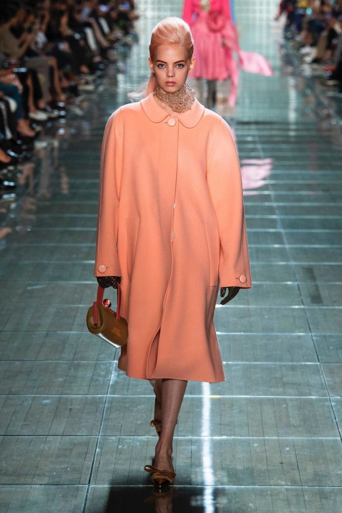Marc Jacobs Spring Summer 2019 Collection At NYFW 26
