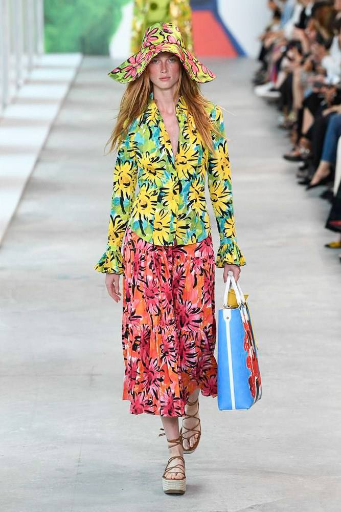 Michael Kors Redefines Spring At The NYFW S/S 2019 Show 20