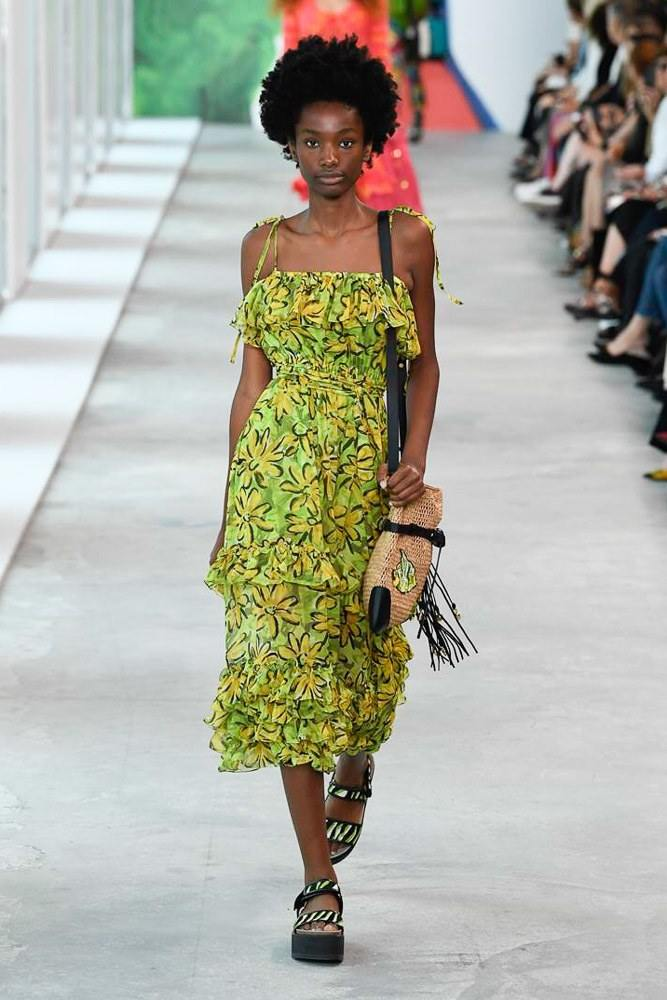 Michael Kors Redefines Spring At The NYFW S/S 2019 Show 1