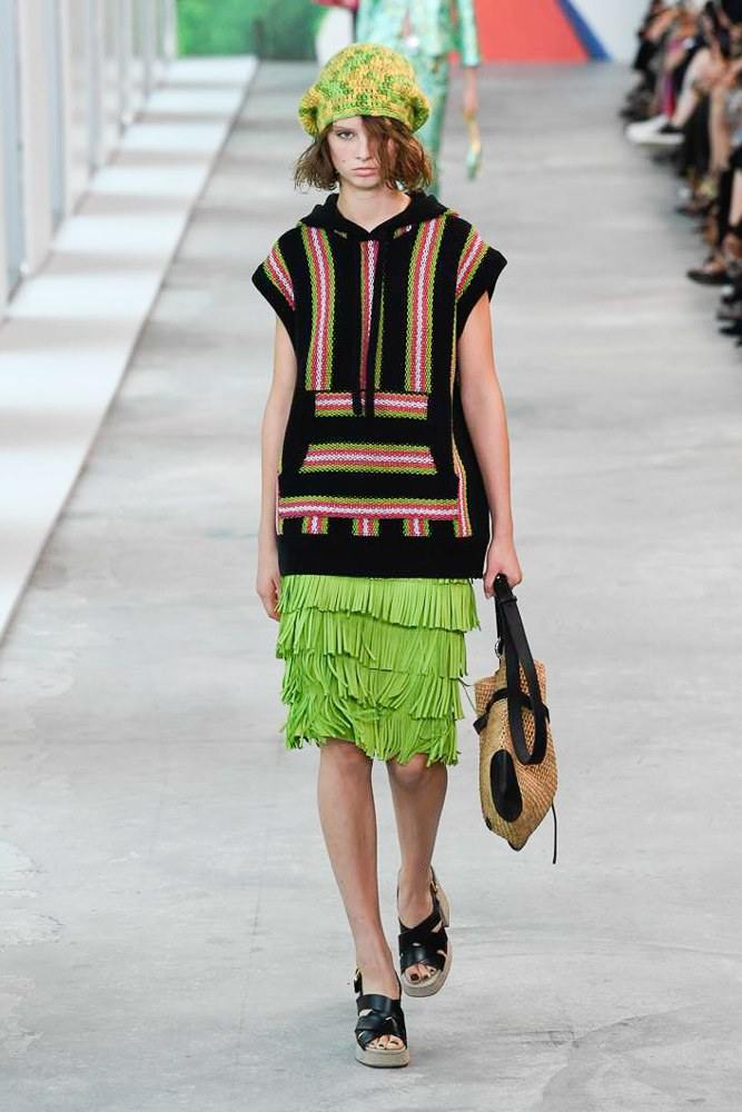 Michael Kors Redefines Spring At The NYFW S/S 2019 Show 18