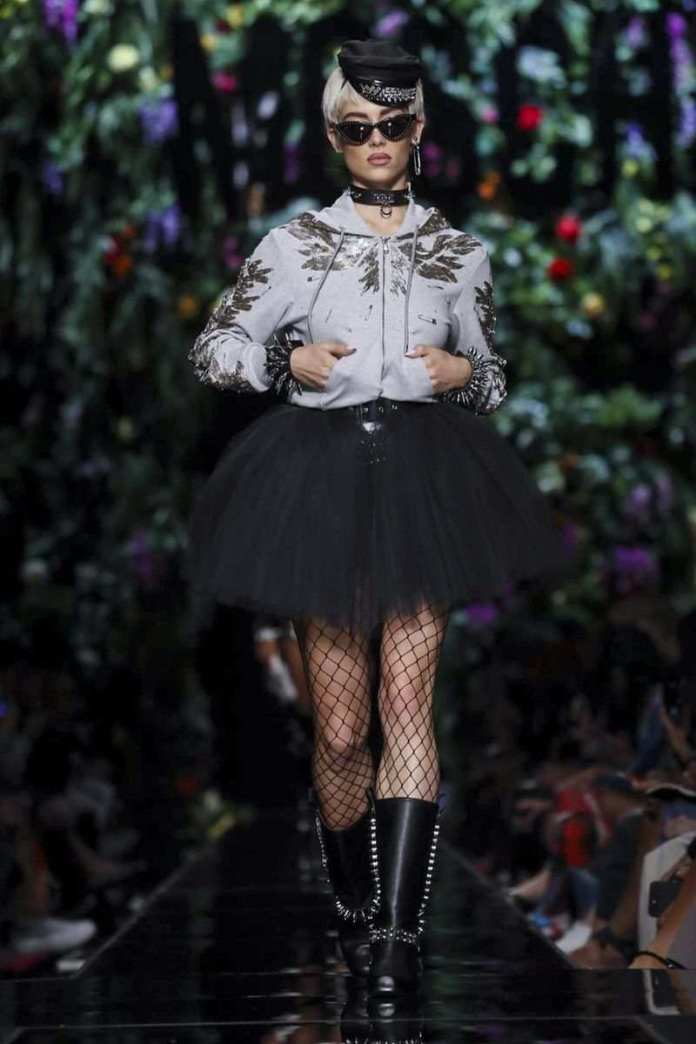 Moschino Ready To Wear Spring/Summer 2018 At The Milan Fashion Week 5