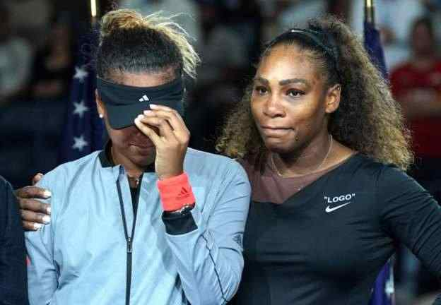 It Was So Loud And Stressful...US Open Champion 6d681329c9