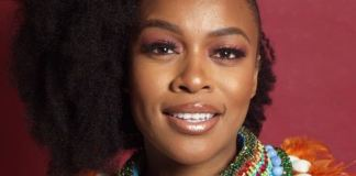 Nomzamo Mbatha celebrates birthday
