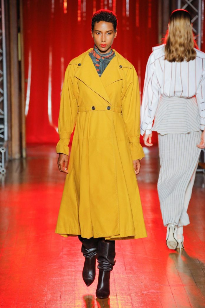 Palmer Harding Spring Summer 2019 Collection At The LFW 12