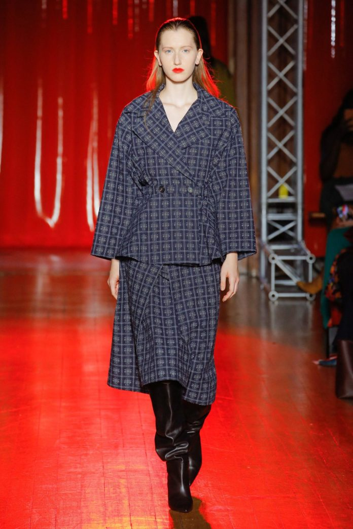 Palmer Harding Spring Summer 2019 Collection At The LFW 25