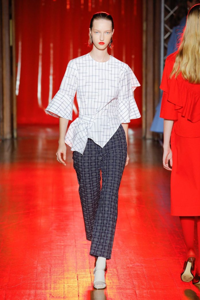 Palmer Harding Spring Summer 2019 Collection At The LFW 26