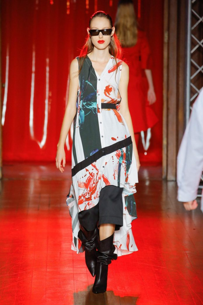 Palmer Harding Spring Summer 2019 Collection At The LFW 27