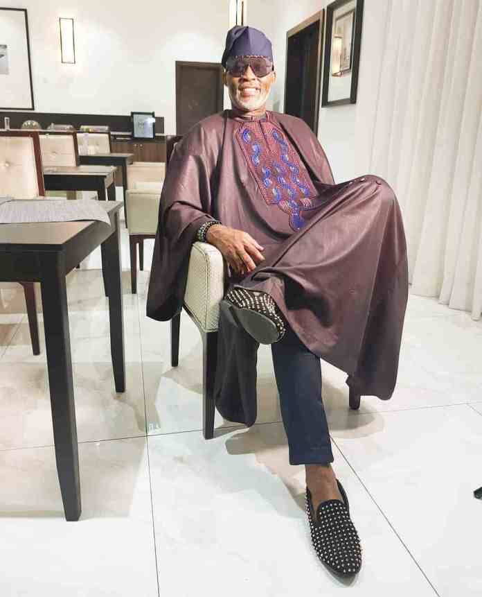 KOKO's Men Of The Week: 3 Most Stylish Nollywood Male Veterans 1