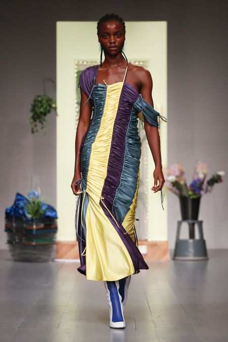 LFW: Richard Malone Spring Summer 2019 Collection 17