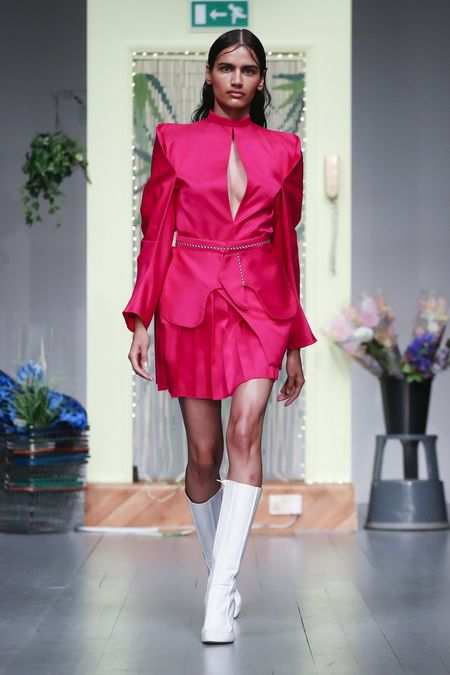 LFW: Richard Malone Spring Summer 2019 Collection 26