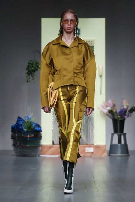 LFW: Richard Malone Spring Summer 2019 Collection 8